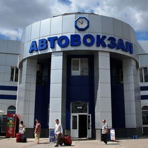 Автовокзалы Курманаевки