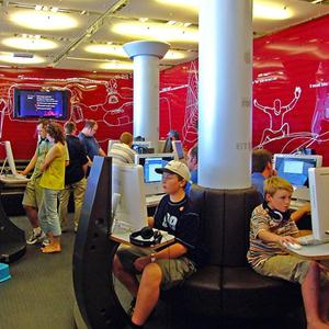 Интернет-кафе Курманаевки
