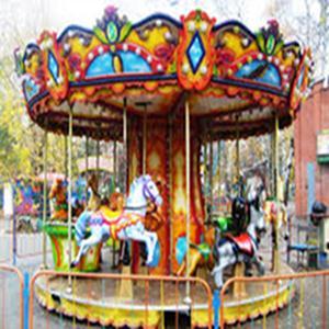 Парки культуры и отдыха Курманаевки