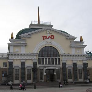 Железнодорожные вокзалы Курманаевки